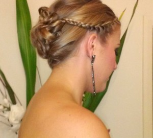 Mobile Hairdressing Adelaide School Formal