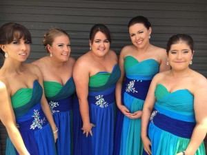 Bridesmaids hair packages