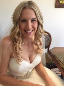 Mobile hairdresser for wedding hair upstyles - Adelaide