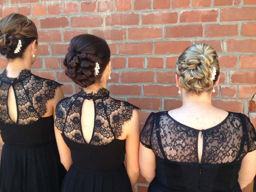 Mobile hair styling, Adelaide - weddings, formals, events