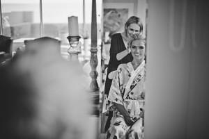 Mobile Hair Styling - Brigitte's Wedding