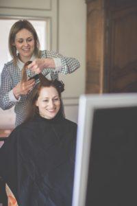 Adelaide Mobile Hairdresser - Stacey